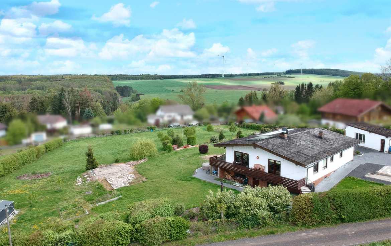 Wochenendhaus im Vogelsbergkreis - Marc Härter Immobilien