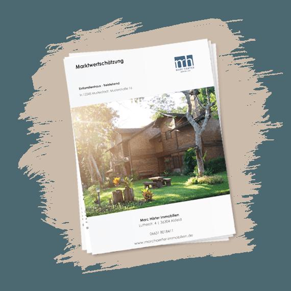 Immobilienwert berechnen - Immobilienmakler Alsfeld, Oberursel, Bad Homburg, Frankfurt