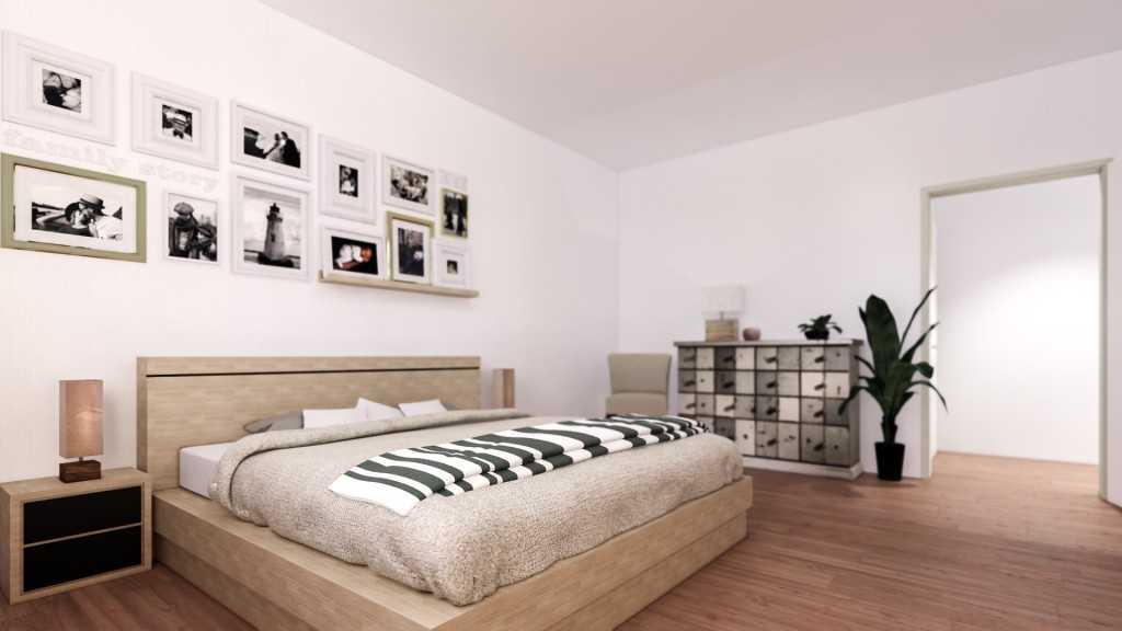 Eigentumswohnungen Alsfeld - Living 23 - Schlafzimmer