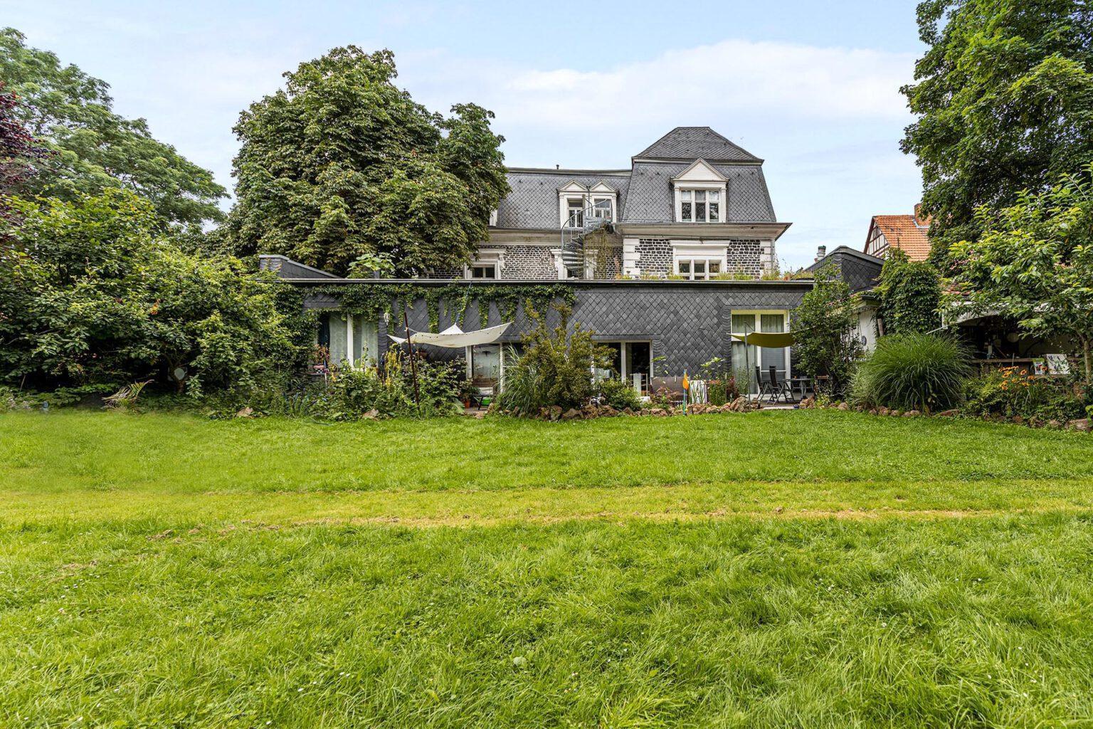 Gartenansicht - Marc Härter Immobilien1