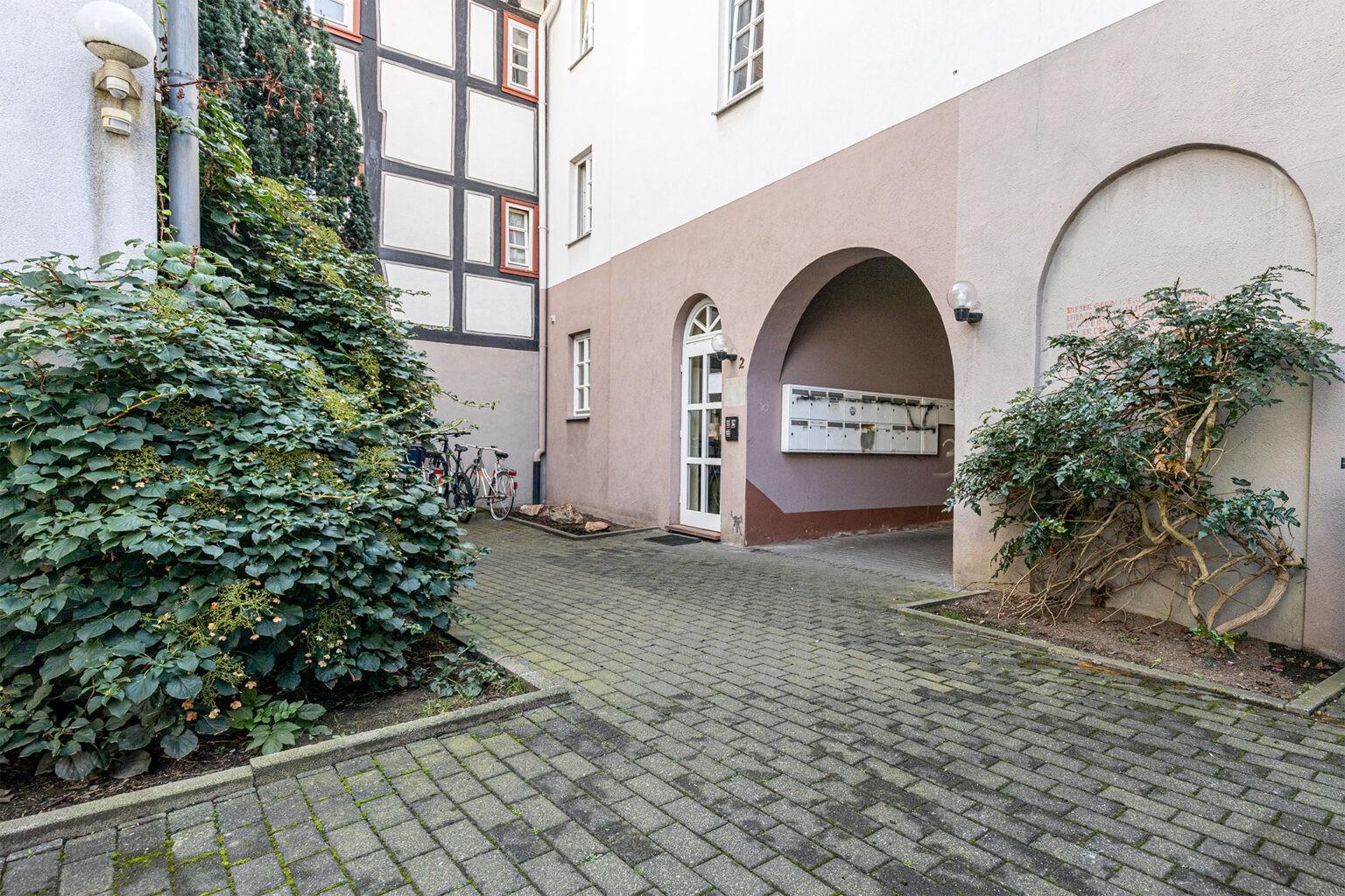 Immobilienmakler Alsfeld - Marc Härter Immobilien