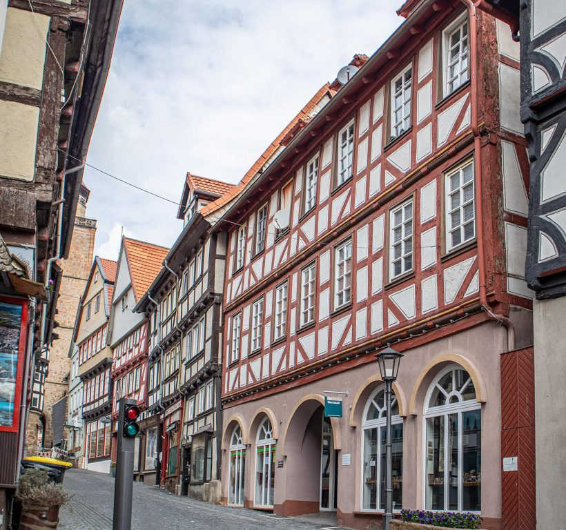 Marc Härter Immobilie - Wohnung Kaufen in Alsfeld
